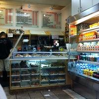 Photo taken at Gotta Getta Bagel by mets on 9/1/2012