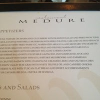 Photo taken at Restaurant Medure by Alexandre C. on 7/23/2012