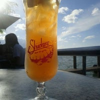 Photo taken at Shuckers Bar & Grill by Danielle F. on 8/28/2011