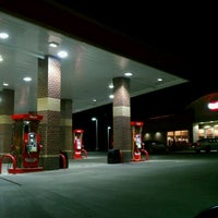 Photo taken at Kum & Go by Nathan B. on 2/23/2011