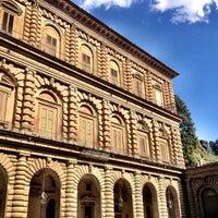 Photo taken at Pitti Palace by Tiffany on 8/26/2012
