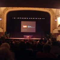 Photo taken at Palace Theatre by Athena B. on 4/14/2012
