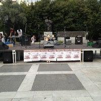 Photo taken at Davaki Square by John C. on 3/25/2012