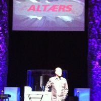 Photo taken at Crosspoint church by Jonathan B. on 3/25/2012