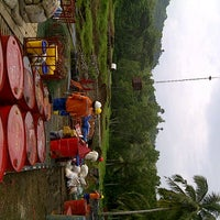Photo taken at Helipad Red Island by Agung J. on 3/13/2012