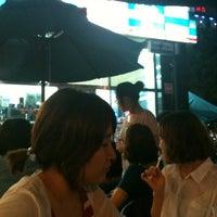 Photo taken at Joe's Sandwich & Coffee by jubong l. on 8/11/2011