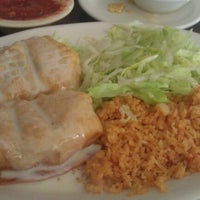Photo taken at El Nopalito Mexican Restaurant by Steven P. on 11/13/2011