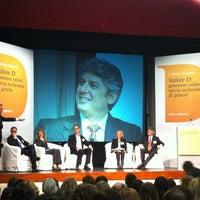 Photo taken at Centro Congressi Piazza di Spagna - Roma Eventi by Alessandra P. on 2/16/2012