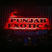 Photo taken at Punjab Exotica by Dr.Iktej S. on 1/2/2012
