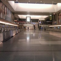 Photo taken at Terminal 4 by 研究所大佐 m. on 9/8/2011