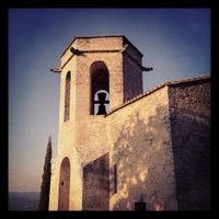 Photo taken at Notre-Dame-d'Alidon by Romain P. on 8/12/2012