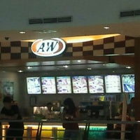 Photo taken at A&W by Ferry_w@K on 10/7/2011