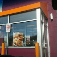 Photo taken at Dunkin Donuts by Eric N. on 4/18/2012