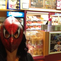 Photo taken at Dunkin' Donuts by Janessa on 7/14/2012