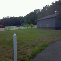Photo taken at Larese Farm by Jon L. on 8/2/2012
