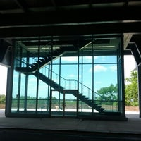 Photo taken at Iacocca Hall by Kathryn S. on 5/31/2012