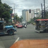 Photo taken at Pablo Ocampo Sr. Avenue by Mark P. on 8/28/2012