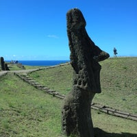 Photo taken at Easter Island by Rob M. on 3/3/2012