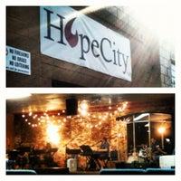 Photo taken at Hope City Prayer Room by Javier G. on 8/1/2012