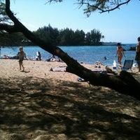 Photo taken at Waialea Bay by Mark K. on 2/20/2012