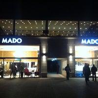 Photo taken at Mado by Mehmet Y. on 11/19/2011