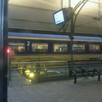 Photo taken at Station Hilversum by Hong Y. on 10/22/2011