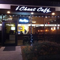Photo taken at iChaat Cafe by Travis M. on 12/23/2010