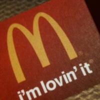Photo taken at McDonald's by Abdulazim S. on 11/10/2011