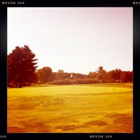 Photo taken at Penobscot Valley Country Club by Kyle C. on 7/16/2011