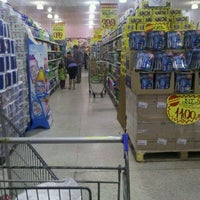 Photo taken at Lopes Supermercados by ϺΛΠΘΣL Λ. on 12/2/2011
