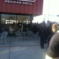 Photo taken at Chipotle Mexican Grill by James B. on 12/11/2011