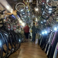Photo taken at Holland's Bicycles by Gustavo L. on 1/16/2012
