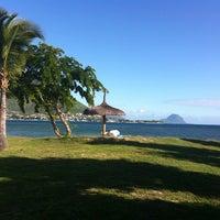 Photo taken at Maradiva Villas Resort & Spa by Irinka G. on 5/7/2012