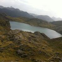 Photo taken at Ibon De Estanes by Alberto M. on 8/20/2012