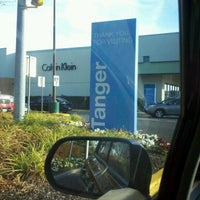 Photo taken at Tanger Outlet Riverhead by Kyle B. on 12/3/2011