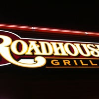 Photo taken at Roadhouse Grill by Andrè R. on 6/20/2011
