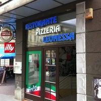 Photo taken at Ristorante & Pizzeria Leonessa by Marek L. on 7/28/2011