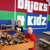 Photo taken at Bricks 4 Kidz by Jen D. on 6/25/2012