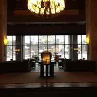Photo taken at InterContinental Hotels Alpensia Pyeongchang Resort by gene c. on 3/3/2012