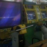 Photo taken at アーケードゲーム by FKU on 2/6/2011