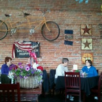 Photo taken at Cafe on the Square by Wess R. on 5/14/2011
