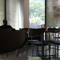 Photo taken at Fran's Café by Gilson G. on 4/11/2012