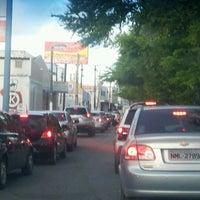 Photo taken at Avenida Fernandes Lima by Roberta M. on 3/21/2012