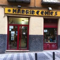 Foto tomada en Madrid Comics por David H. el 4/2/2012