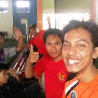 Photo taken at Futsal 1818 Ceria by Muhammad N. on 1/23/2012