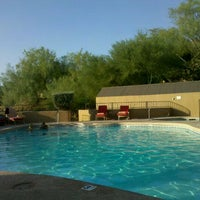 Photo taken at Gold Canyon Golf Resort And Spa by Traci M. on 9/3/2011