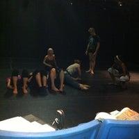 Photo taken at Diverse Works by Big J. on 9/28/2011