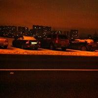 Photo taken at Asika Parking by Ася В. on 12/19/2011