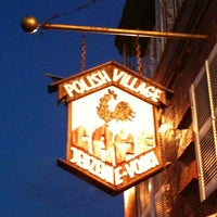 Photo taken at Polish Village Cafe by Stoze on 12/21/2010