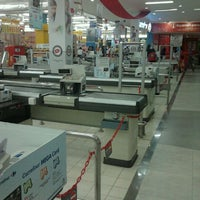 Photo taken at Carrefour by Nia H. on 12/8/2011